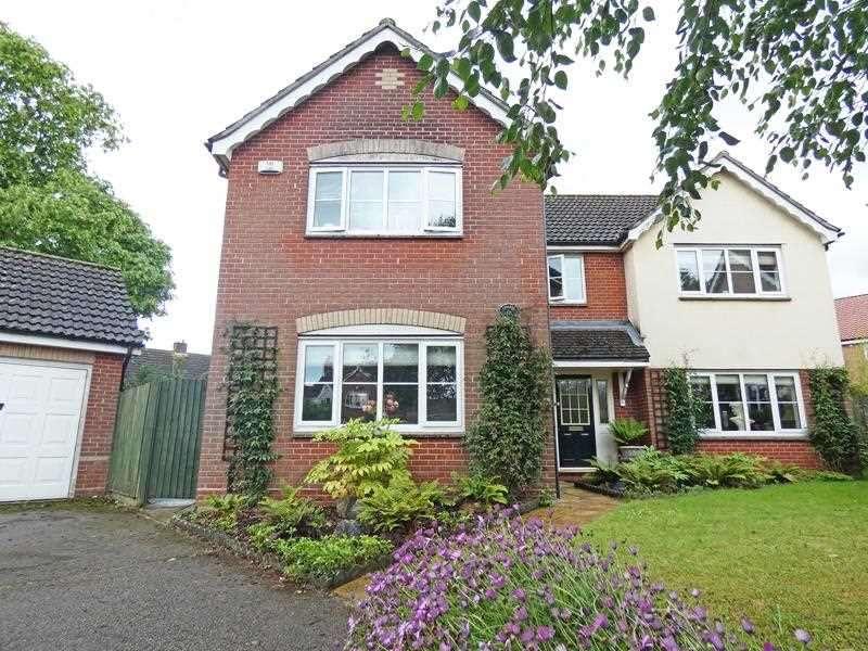 6 Bedrooms Detached House for sale in Risbridge Drive, Kedington, CB9