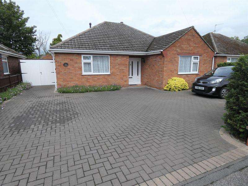 3 Bedrooms Bungalow for sale in Baildon Crescent, Lincoln