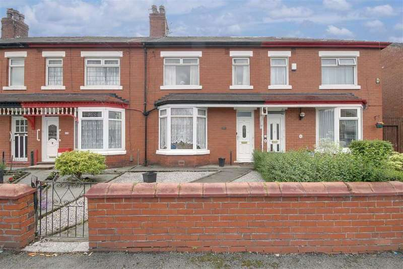 3 Bedrooms Terraced House for sale in Cringle Road, Manchester