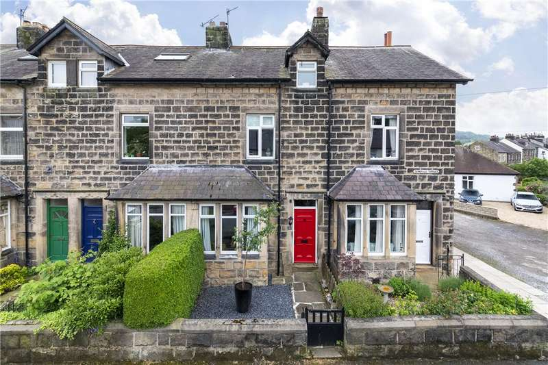 3 Bedrooms Unique Property for sale in Somerville Terrace, Otley, West Yorkshire