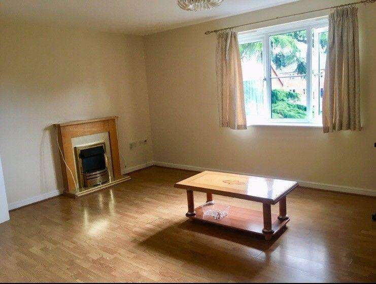 2 Bedrooms Flat for rent in Bath road , Bosworth court SL1
