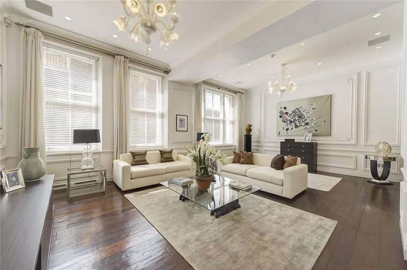3 Bedrooms Flat for sale in Hale House, 34 De Vere Gardens, London, W8