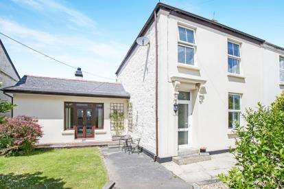 3 Bedrooms End Of Terrace House for sale in Penryn, Cornwall