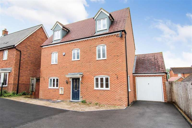 5 Bedrooms Detached House for sale in FIVE BEDROOM DETACHED FAMILY HOME - NO UPPER CHAIN