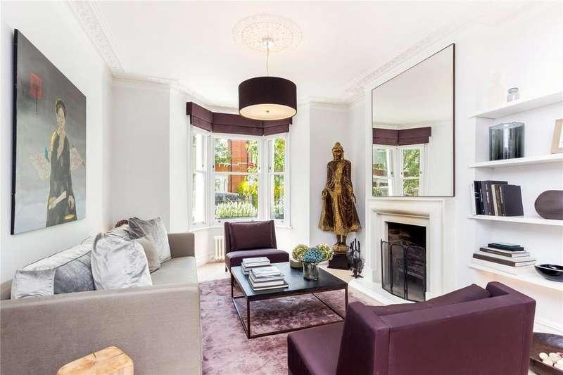 5 Bedrooms Terraced House for sale in Anhalt Road, Battersea, London, SW11