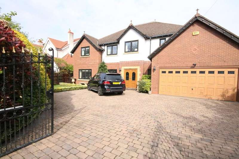 5 Bedrooms Detached House for sale in Argarmeols Road, Freshfield, Liverpool L37
