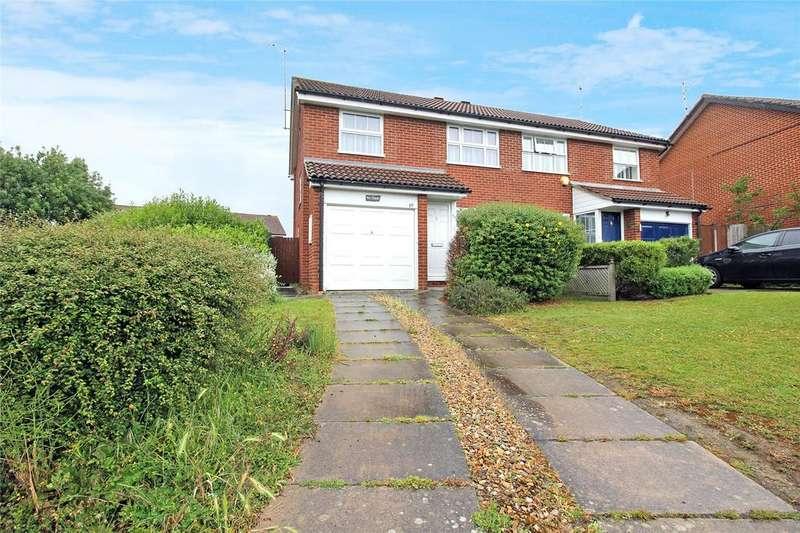 3 Bedrooms Semi Detached House for sale in Skelmerdale Way, Earley, Reading, Berkshire, RG6