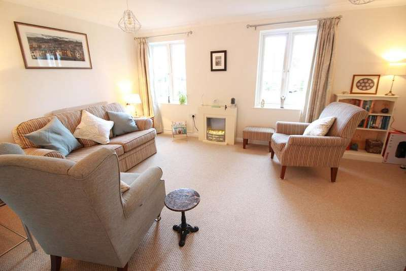 1 Bedroom Retirement Property for sale in Mill Street, Abergavenny, NP7