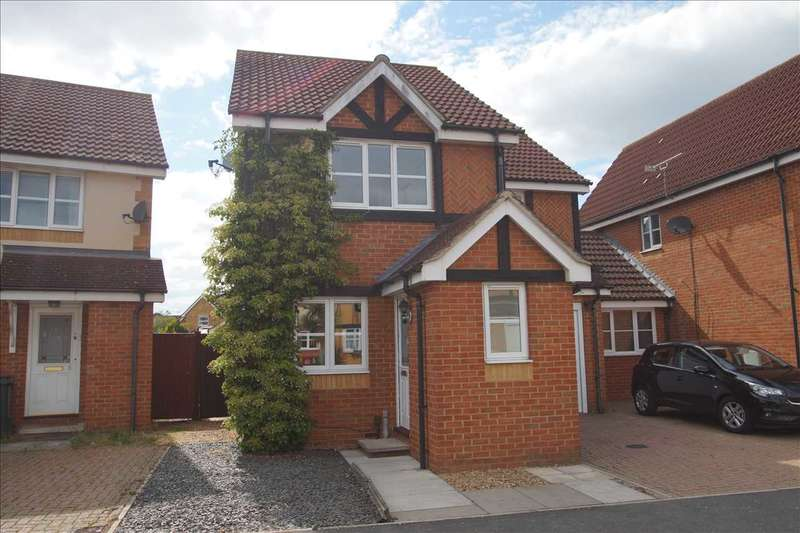 3 Bedrooms Detached House for sale in Ferrers Close, Cippenham