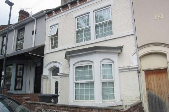 6 Bedrooms Property for sale in 4 Bailey Street, Derby