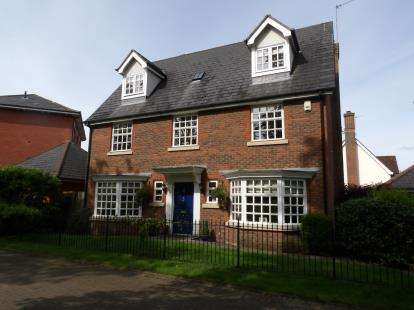 5 Bedrooms Detached House for sale in Bronte Close, Winwick, Warrington, Cheshire