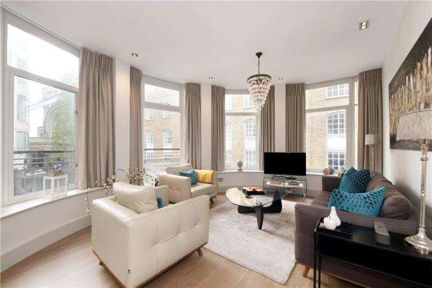 2 Bedrooms Flat for sale in Compass Court, 39 Shad Thames, London