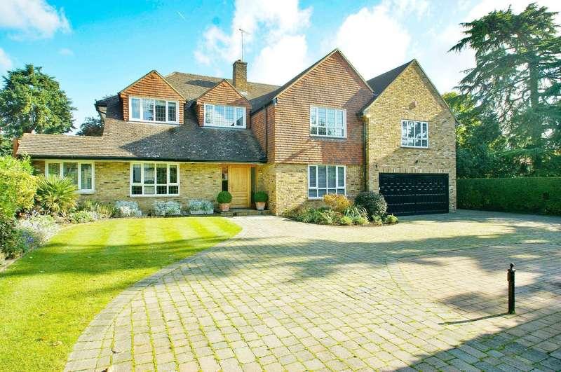 5 Bedrooms Detached House for sale in Hill Waye, Gerrards Cross, SL9