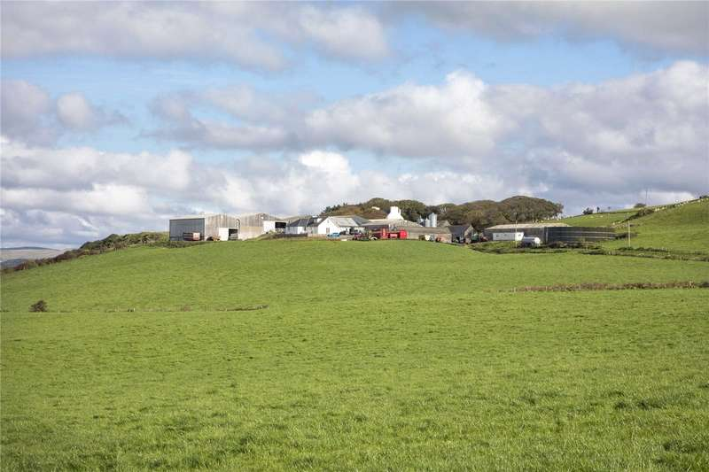 3 Bedrooms Farm Commercial for sale in Langdale Farm, Ballantrae, Girvan, South Ayrshire, KA26