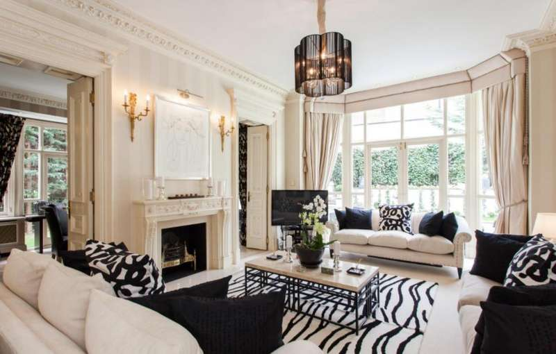 10 Bedrooms House for rent in Frognal, Hampstead