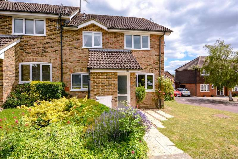 2 Bedrooms End Of Terrace House for sale in Suffolk Close, Wokingham, Berkshire, RG41