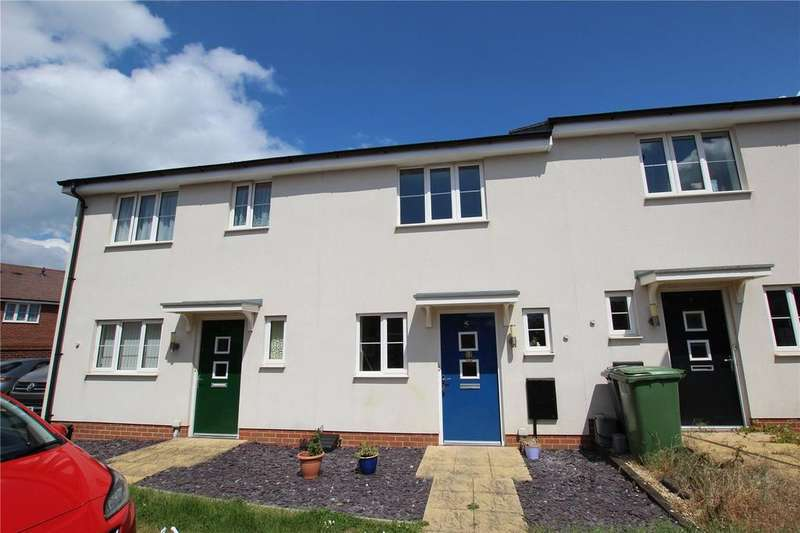 2 Bedrooms Terraced House for sale in Whitstone Rise, Huntsgrove, Gloucester, GL2