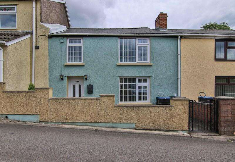 3 Bedrooms Terraced House for sale in Garn Road, Nantyglo, Ebbw Vale
