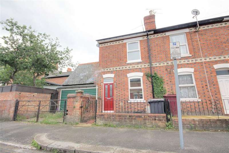 3 Bedrooms End Of Terrace House for sale in Filey Road, Reading, Berkshire, RG1