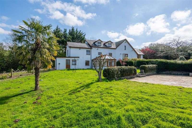 6 Bedrooms Detached House for sale in Llandegveth, Newport