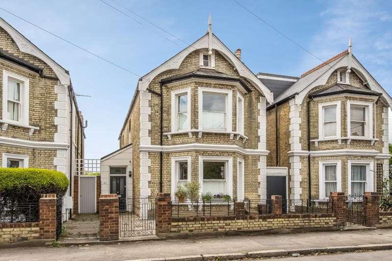 4 Bedrooms Detached House for sale in Park Road, Kingston upon Thames KT2