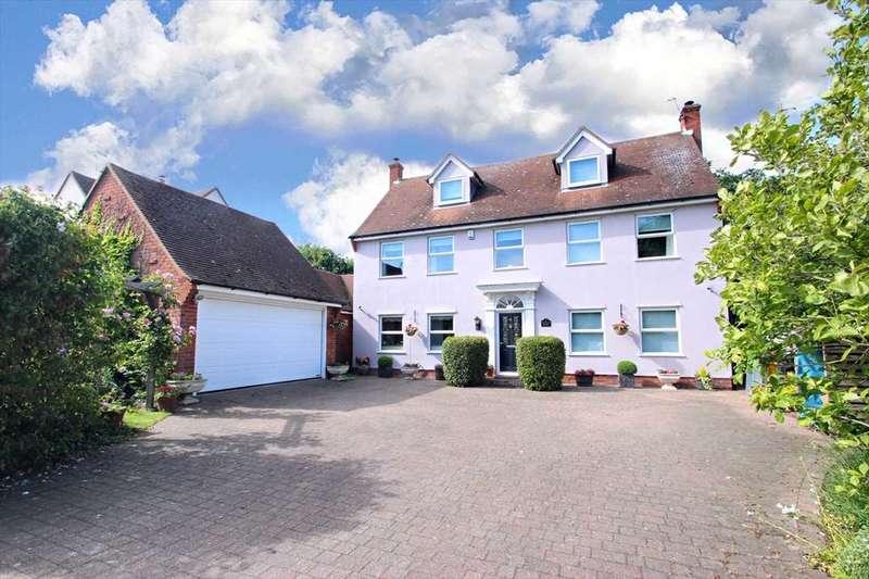 5 Bedrooms Detached House for sale in Moors Close, Great Bentley