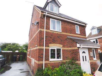 4 Bedrooms House for sale in Wroxton Court, Eye, Peterborough, Cambridgeshire