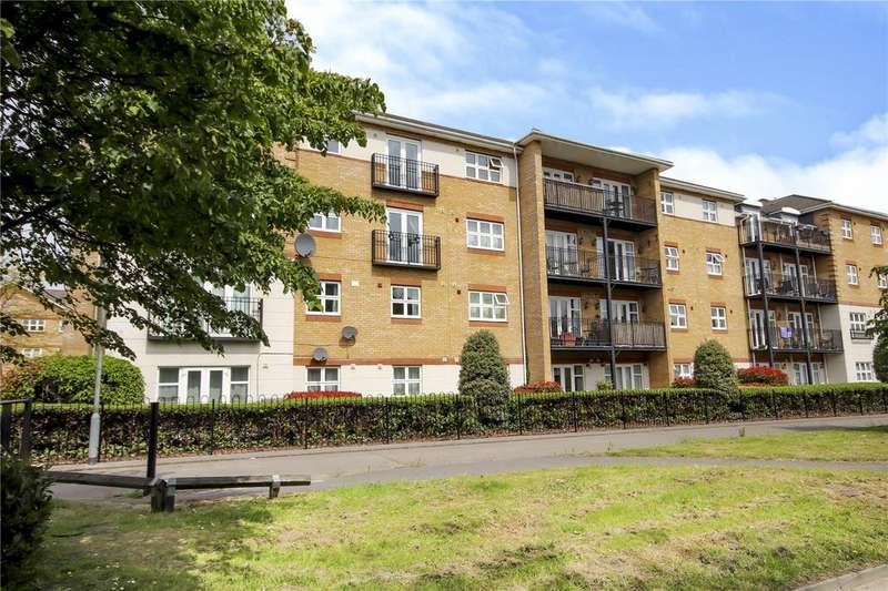 2 Bedrooms Apartment Flat for sale in Ogden Park, Bracknell, Berkshire, RG12