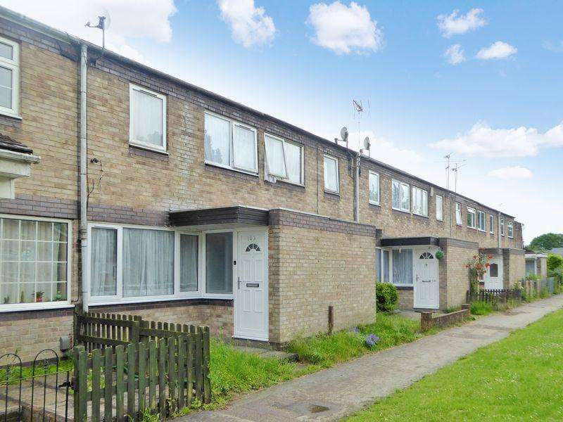 3 Bedrooms Terraced House for sale in Trident Drive, Dunstable