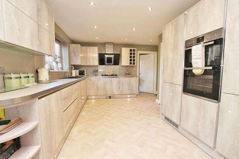 6 Bedrooms Detached House for sale in FIELDS END, ULCEBY
