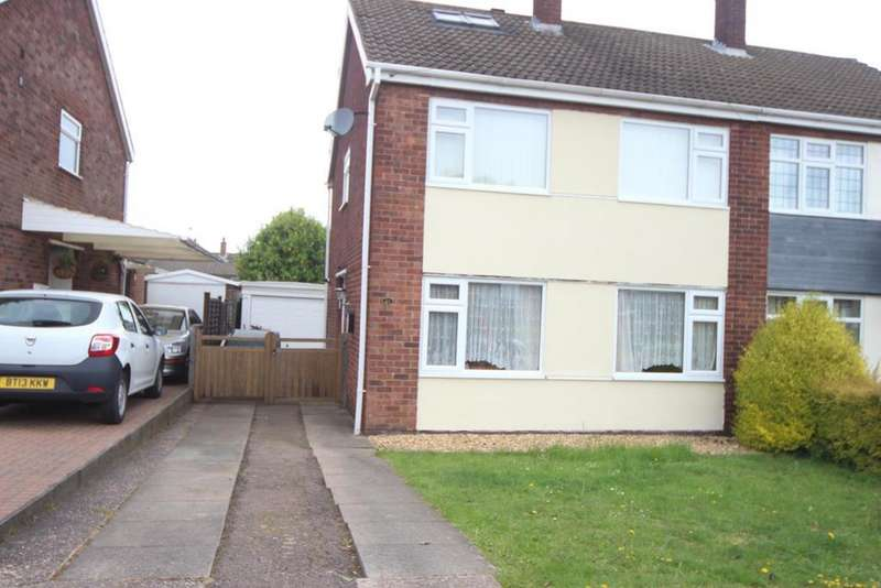 5 Bedrooms Semi Detached House for sale in Boyslade Road, Burbage, Hinckley