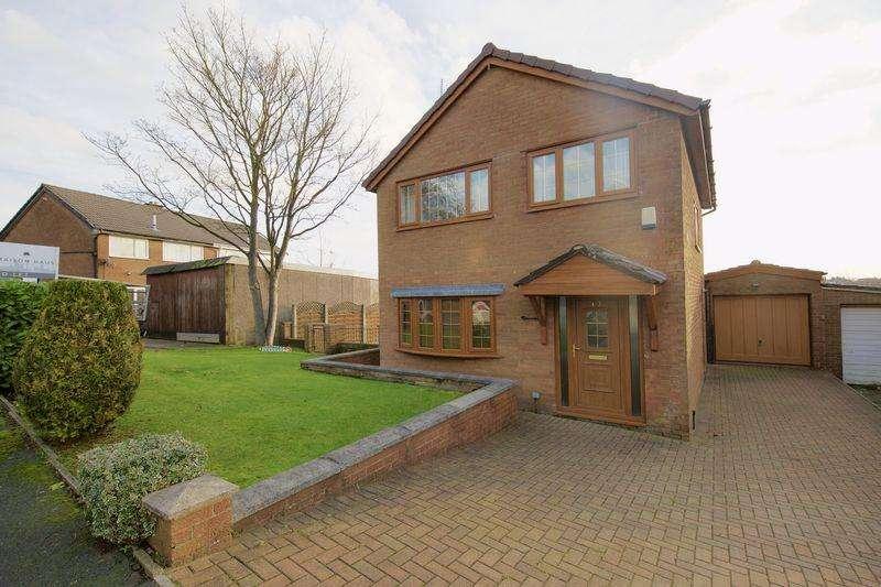 3 Bedrooms Detached House for rent in Harewood Way, Norden