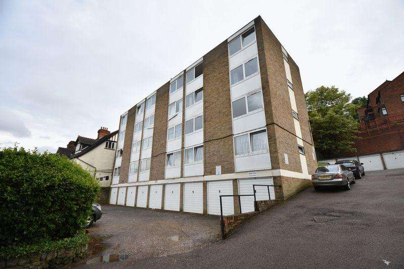 2 Bedrooms Flat for sale in Downs Road, Luton