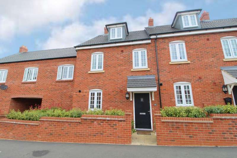 3 Bedrooms Terraced House for sale in Wilkinson Road, Kempston, MK42