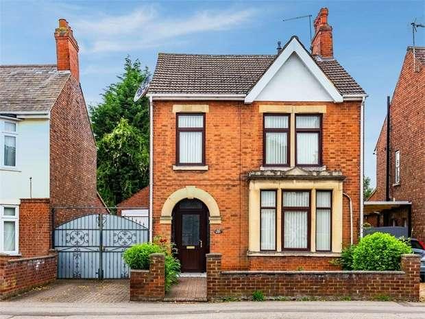 3 Bedrooms Detached House for sale in Fletton Avenue, Peterborough, Cambridgeshire