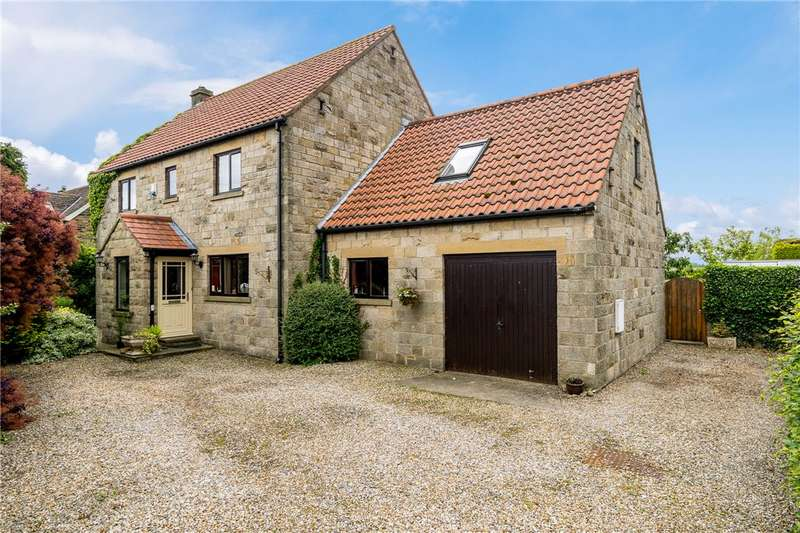 6 Bedrooms Detached House for sale in Beck House, Wetherby Road, Little Ribston, Wetherby