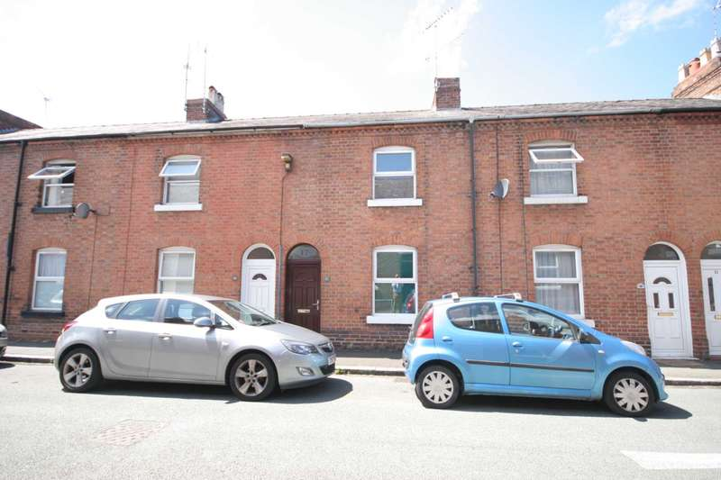 3 Bedrooms Terraced House for rent in Denbigh Street, Chester