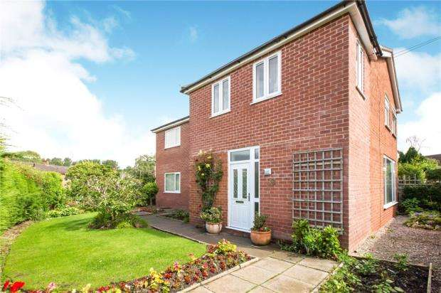 5 Bedrooms Detached House for sale in Rockwood Avenue, Crewe, Cheshire