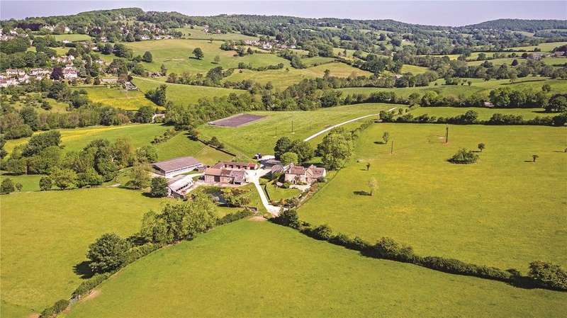 5 Bedrooms Farm Commercial for sale in Painswick, Stroud, Gloucestershire