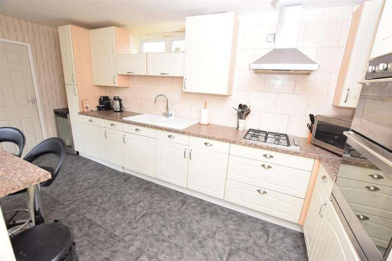 4 Bedrooms House for sale in Marlborough Way, Ashby-De-La-Zouch