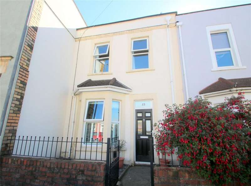 2 Bedrooms Terraced House for sale in South Street, Bedminster, BRISTOL, BS3