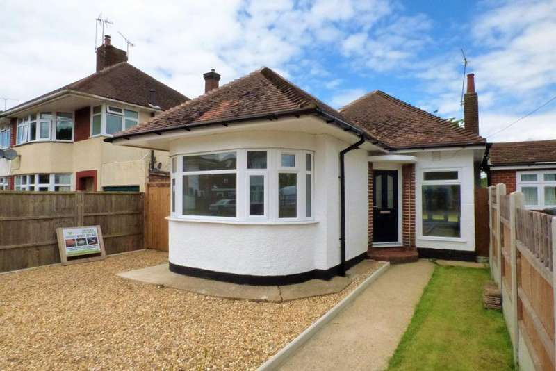 2 Bedrooms Detached Bungalow for rent in St Martins Avenue, Round Green, Luton, Bedfordshire, LU2 7LQ
