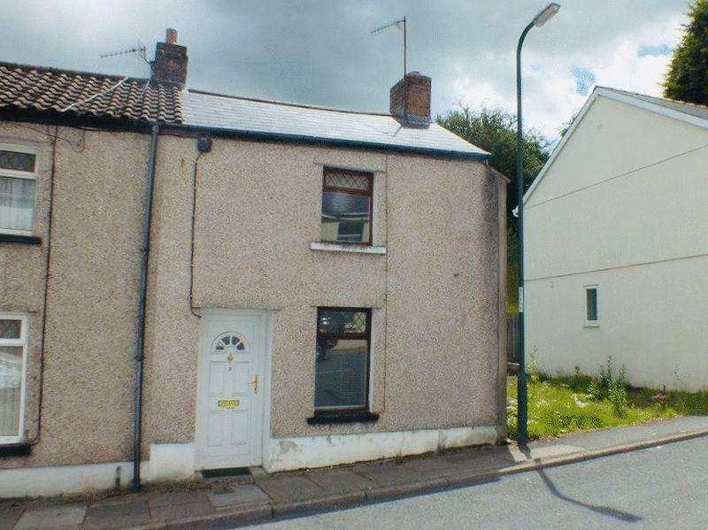 2 Bedrooms Terraced House for sale in Queen Victoria Street, Tredegar