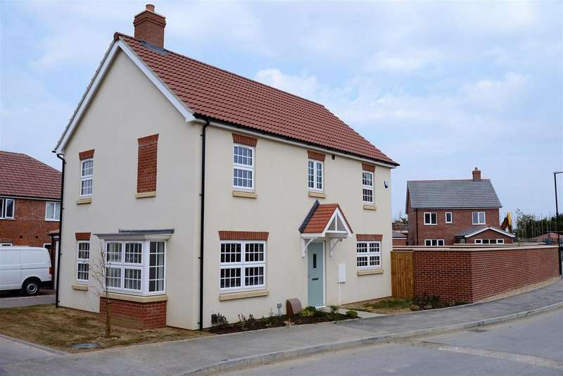 4 Bedrooms Detached House for sale in Plot 249 The Emerald, Langton Rise, Off Langton Hill, Horncastle
