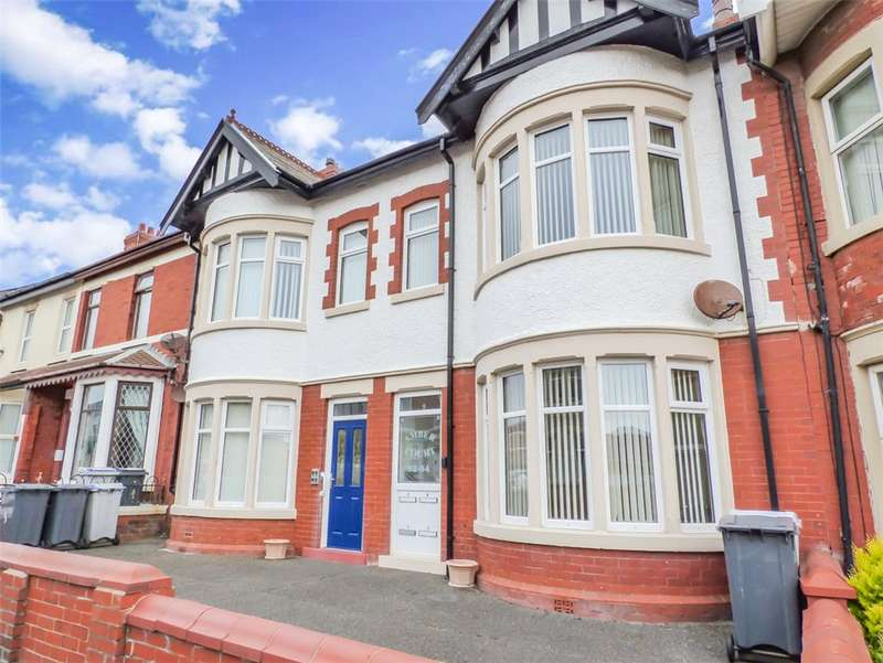 Terraced House for sale in Warley Road, Blackpool, Lancashire