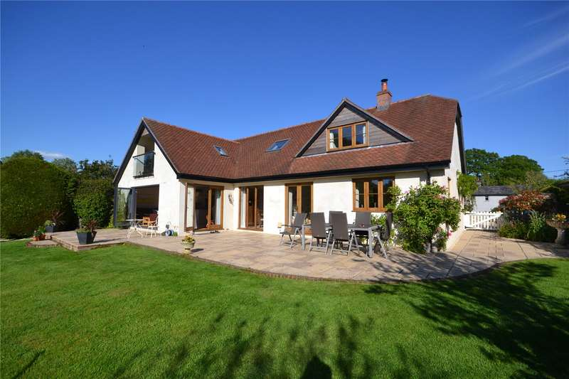 5 Bedrooms Detached House for sale in Mill Meadow, Donhead St. Andrew, Shaftesbury, Wiltshire, SP7