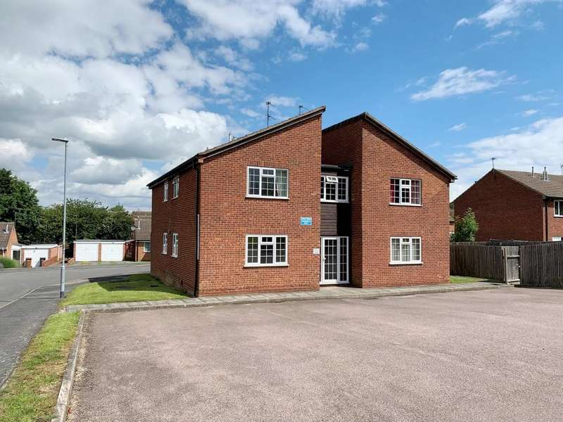 Studio Flat for sale in Kestrel Road, Melton Mowbray