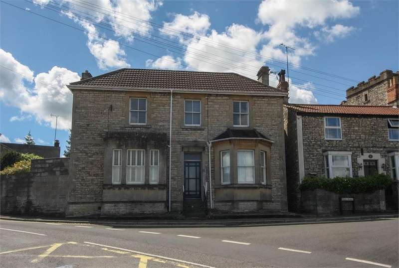 3 Bedrooms Detached House for sale in The Lodge, High Street, PAULTON, Somerset
