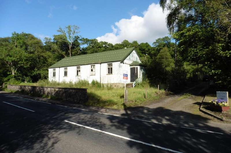Land Commercial for sale in Former St Catherine's Village Hall Main Rd, St Catherines, PA21 2BA