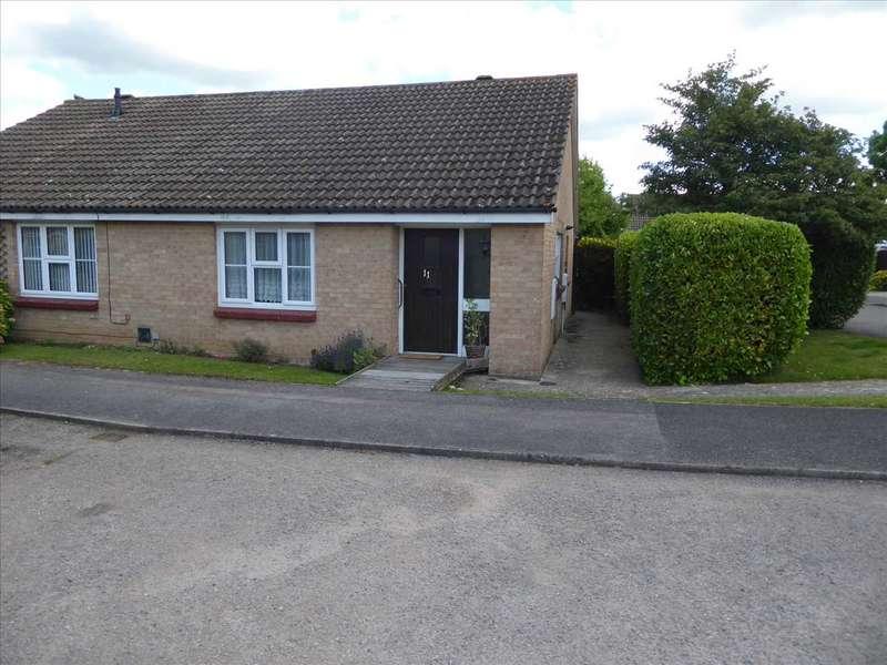 2 Bedrooms Retirement Property for sale in Condor Close, Tilehurst, Reading